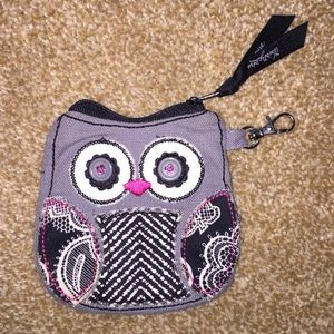 Thirty-One Owl Coin Purse